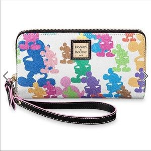 Dooney & Bourke Mickey Mouse Disney 10th